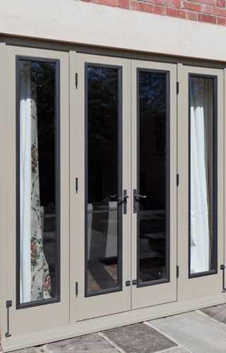 Timber Surrounds Amp Mullions For Our Metal Windows